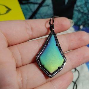 Kendra Scott Matte Galaxy Necklace
